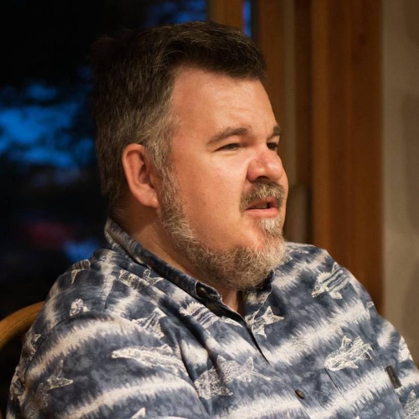 Pastor Kent Claussen Gubrud